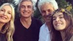 Kasia Smutniak e Domenico Procacci si sono sposati