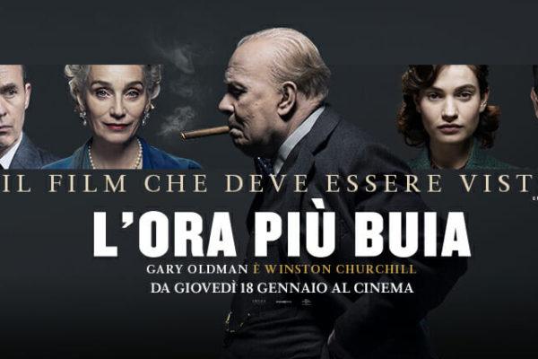 Film in Tv, oggi 1 settembre 2019: L'ora più buia, La rivolta delle ex, Tutta colpa di Freud