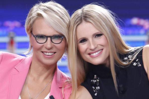Amici Celebrities anticipazioni: Maria De Filippi condurrà le prime puntate, e Michelle Hunziker?