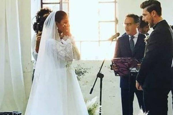Georgette Polizzi e Davide Tresse si sono sposati: rito simbolico per gli ex di Temptation Island