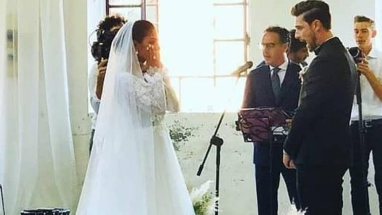 Georgette Polizzi e Davide Tresse si sono sposati