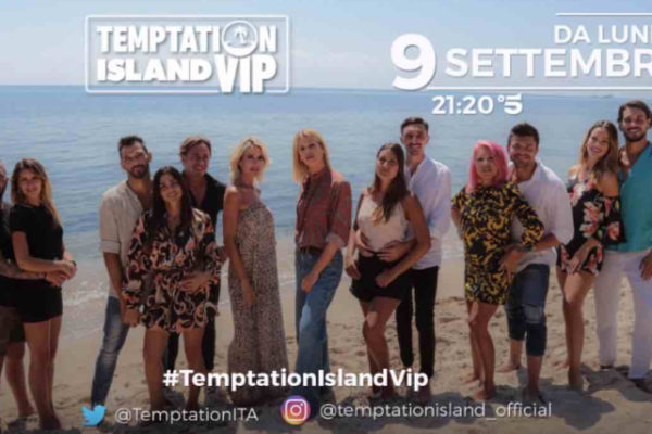 Replica Temptation Island Vip 2019, streaming TV e Web: ecco come vedere la seconda puntata