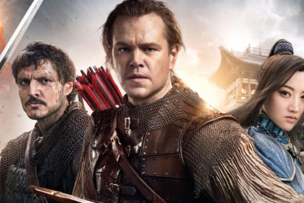 Film in TV, oggi 15 settembre 2019: Genova ore 11:36, The Great Wall e le altre proposte