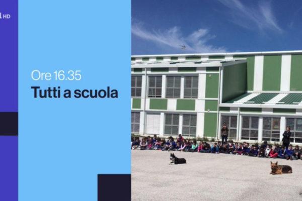 La Vita in Diretta non va in onda: Tutti a Scuola, Enrico Nigiotti e Noemi tra gli ospiti